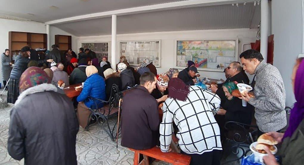 Церковь продолжает помогать русскоязычному населению Таджикистана