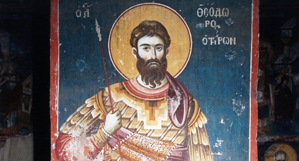 Церковь вспоминает великомученика Феодора Тирона
