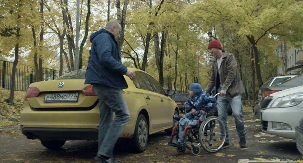 «Надежда»: впервые в России в фильме снялся тяжелобольной ребенок-сирота