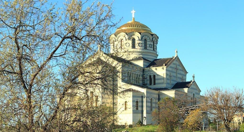 Владимир Путин поддержал идею создания в Херсонесе музея мирового христианства