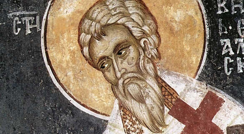 Церковь чтит память святителя Кирилла Иерусалимского