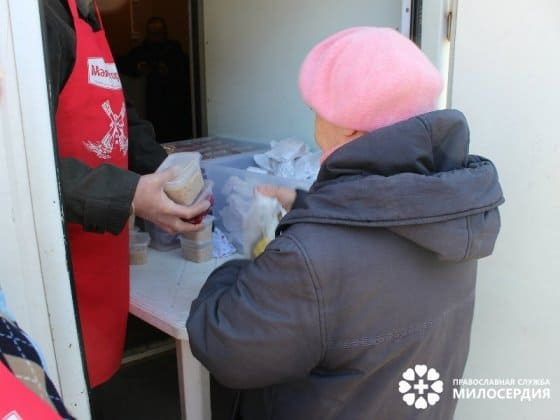 В Екатеринбурге Церковь открыла второй в городе пункт помощи бездомным