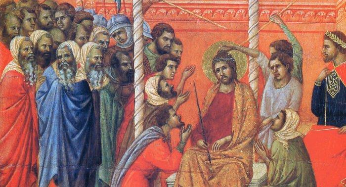 Распни Его! – Почему люди сначала приветствуют Христа, а потом требуют Его смерти