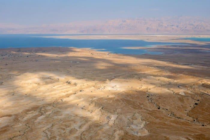 Иудейская пустыня в ожидании Пасхи: 20 потрясающих видов