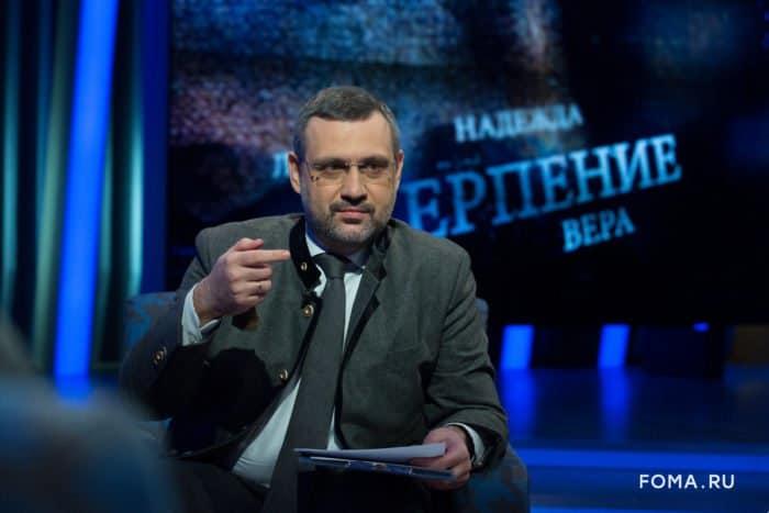 Протоиерей Максим Козлов: