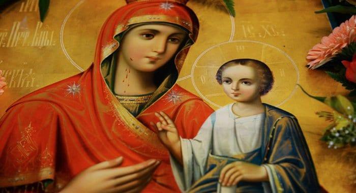 Православные вспоминают принесение в Москву Иверской иконы