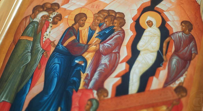 Православные празднуют Лазареву субботу