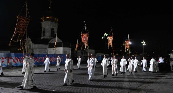 Православные готовятся встретить Пасху