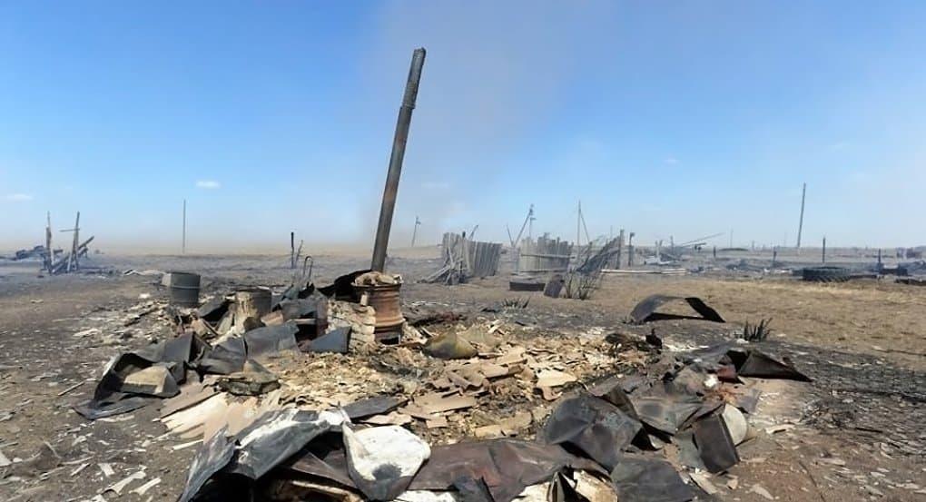 Почти полмиллиона рублей собрала Забайкальская митрополия в помощь пострадавшим от пожаров