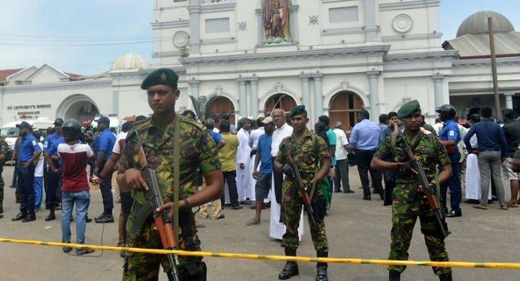 При разминировании взрывчатки у храма на Шри-Ланке произошел еще один взрыв, - СМИ