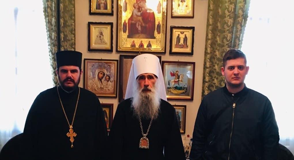 Православные черногорцы материально помогли общинам Тернопольщины, у которых захвачены храмы