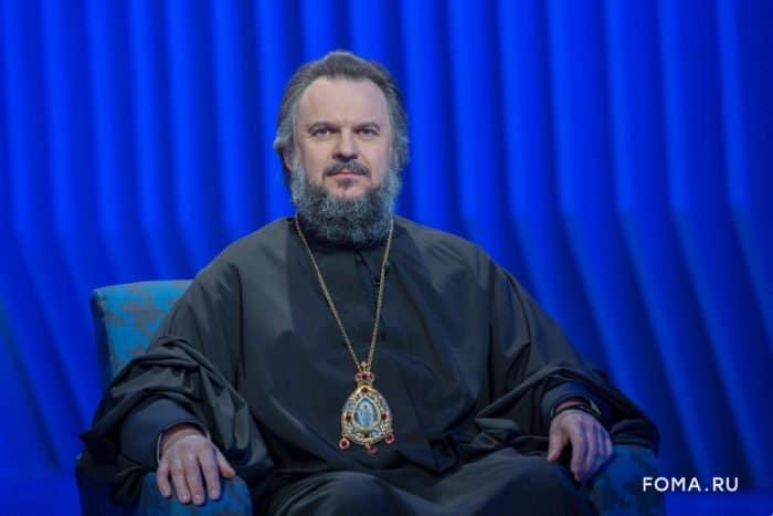 Архиепископ Амвросий, ректор МДА: