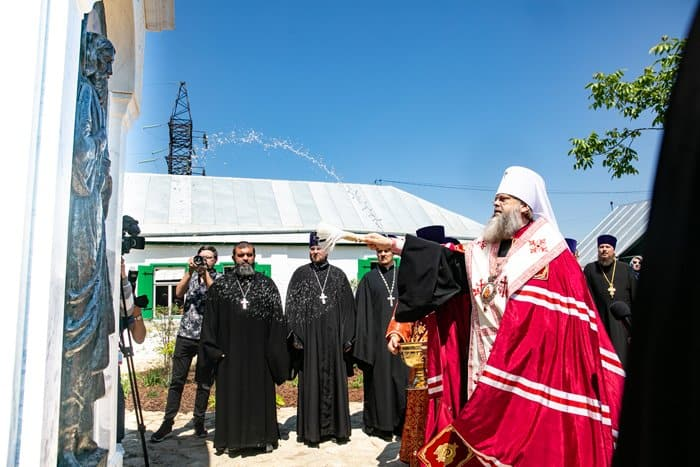 Воссоздан келейный комплекс на месте, где подвизался святой Павел Таганрогский