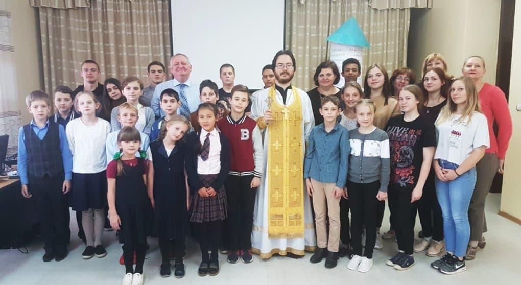 Впервые за 100 лет в Эфиопии совершили Пасхальную литургию на церковнославянском