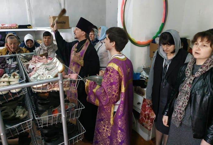 Приют для мам и два гуманитарных центра открыла Церковь в трех российских регионах