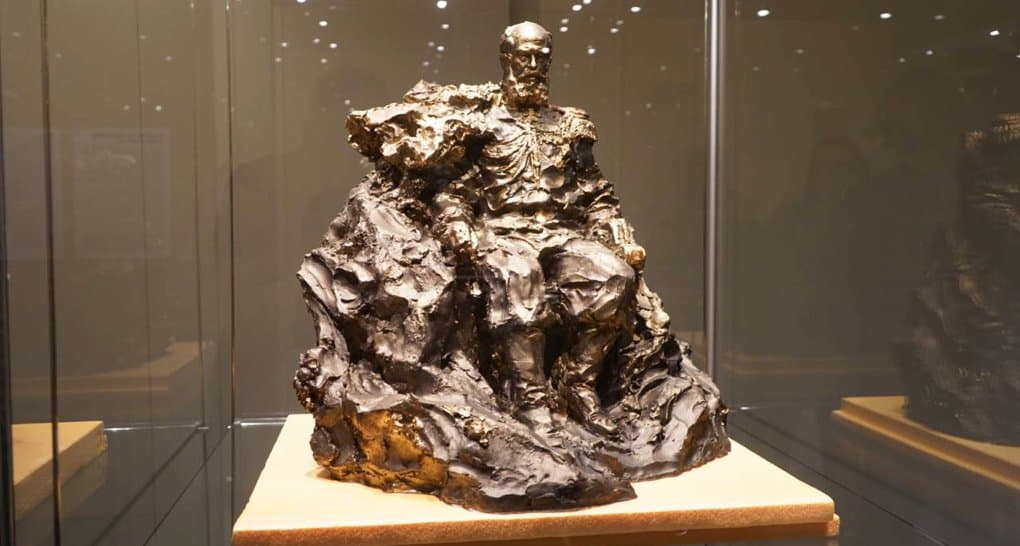 Определен лучший проект памятника Александру III для Гатчины