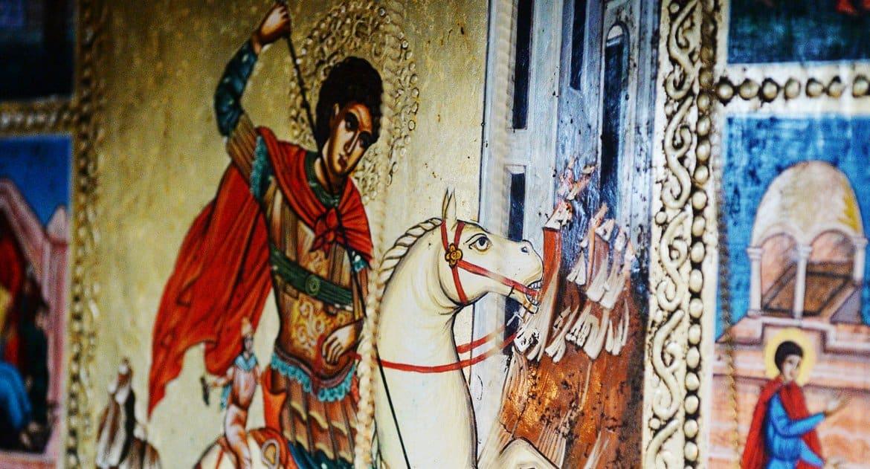 Церковь чтит память великомученика Георгия Победоносца