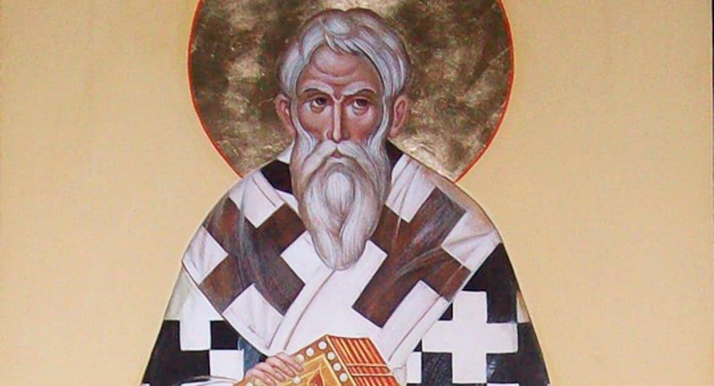 Церковь чтит память святителя Кирилла Туровского