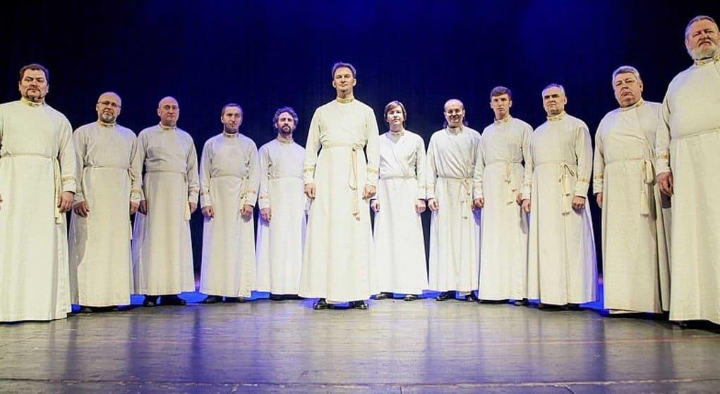 Патриарший хор Данилова монастыря отмечает 30-летие
