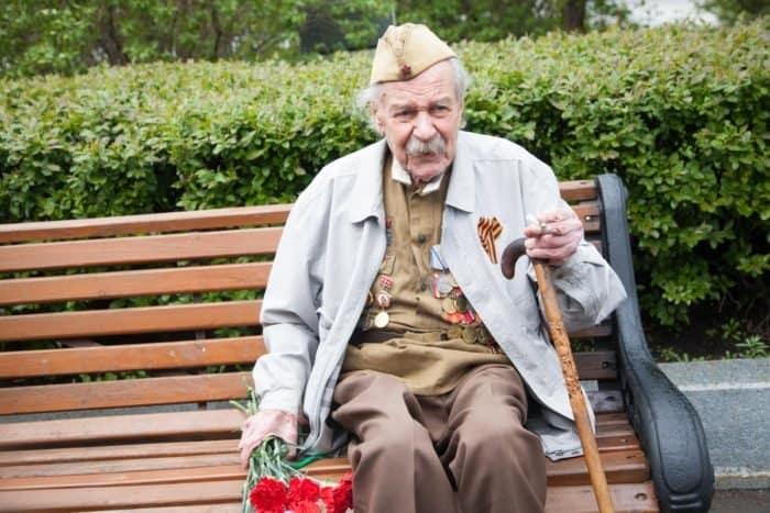 Встреча с ветеранами: 12 лиц героев Великой Отечественной