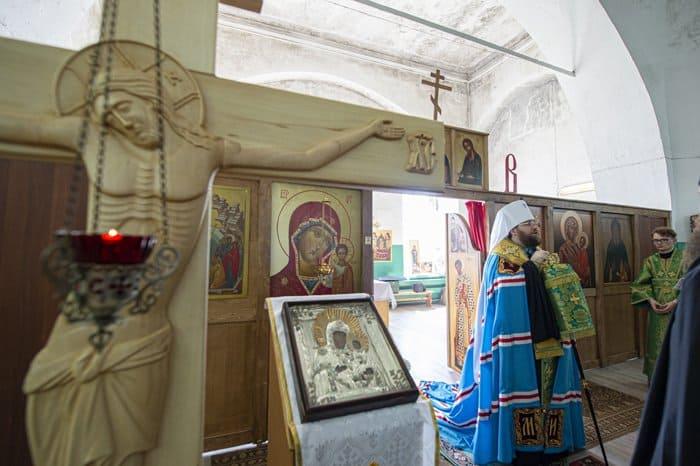Возрождена Нило-Сорская пустынь – один из главных монастырей Русского Севера