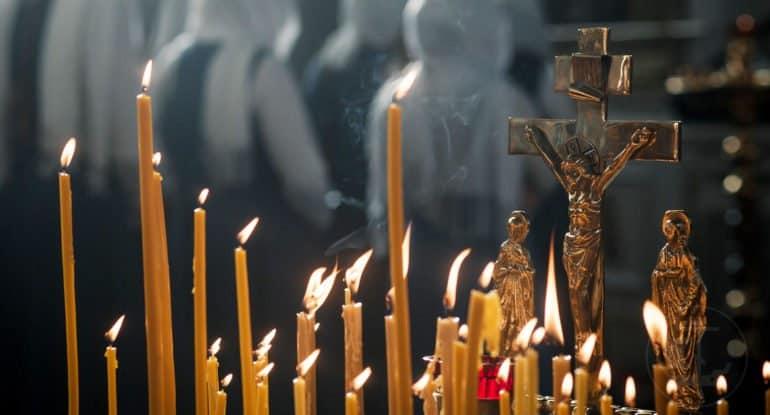 Во всех калининградских храмах молятся о жертвах крупного ДТП