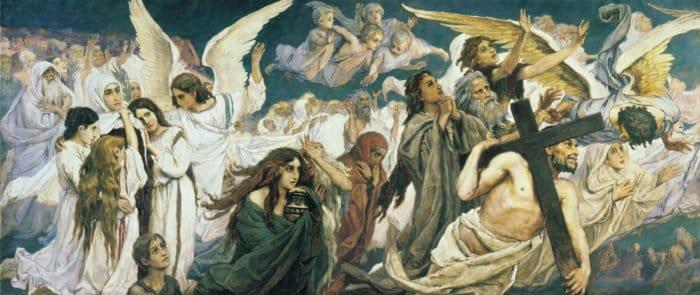Самые загадочные пророчества Библии: Бог приходит во тьме