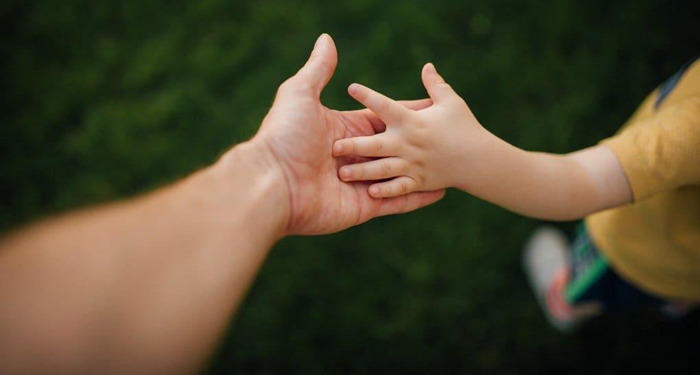 Сейчас я добавлю тебе благодати! – как папа учил пятилетнего сына богословию