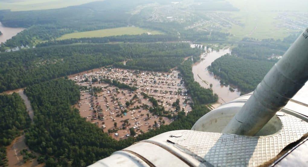 Врач из Нижнеудинска умелыми действиями помогла спасти от наводнения 73 человека