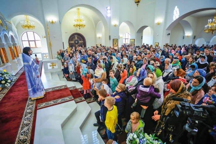 Как возникают храмы вновых районах: опыт Ставрополя