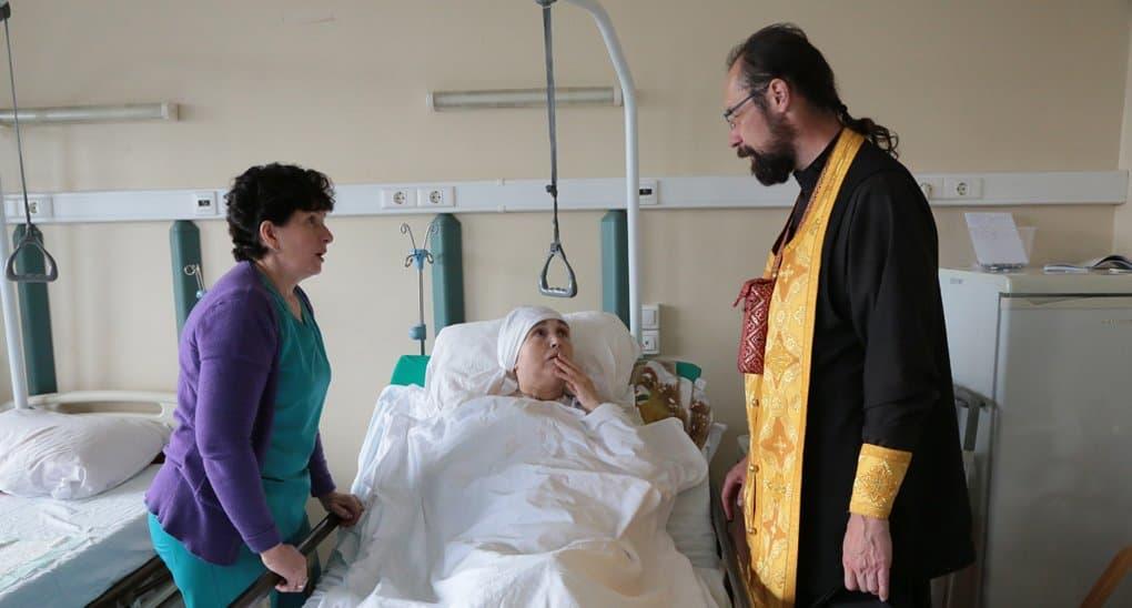 В столичных больницах могут появиться дежурные священники