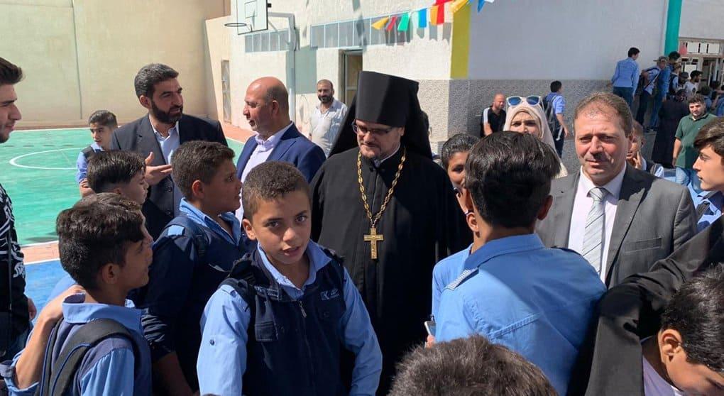Католики могут присоединиться к проекту Русской Православной Церкви по помощи детям Сирии