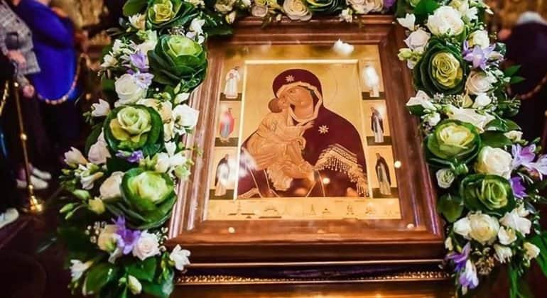 Церковь празднует память Донской иконы Божией Матери