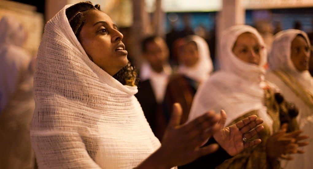 Христиане Эфиопии вышли на протесты из-за поджогов храмов и нападений