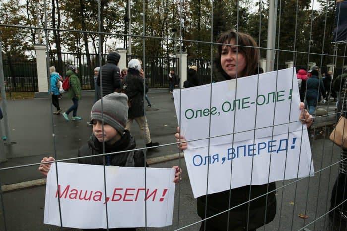 Бежать, чтобы помочь: в Москве прошел самый массовый благотворительный марафон