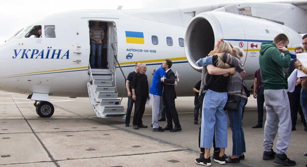 В Русской Церкви приветствовали обмен заключенными между Россией и Украиной