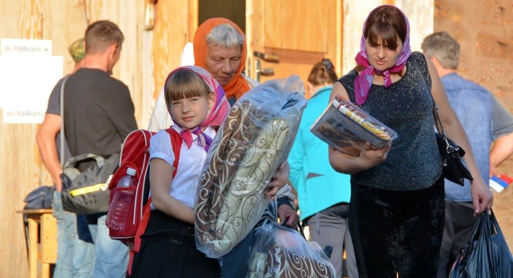 Отдел внешних церковных связей помог пострадавшим от наводнений в Иркутской области