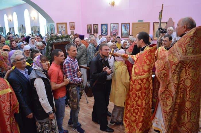 Будущую смерть увидел во сне: на Дальнем Востоке прославили священномученика Андрея Зимина