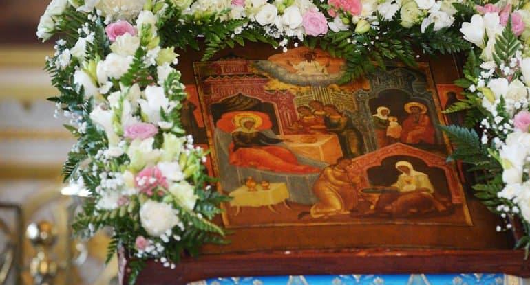 Православные готовятся к празднованию Рождества Богородицы