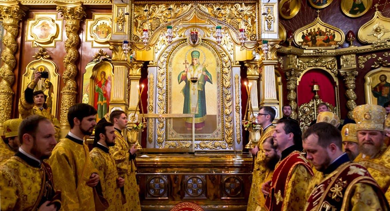 Церковь празднует обретение мощей святителя Иоасафа Белгородского