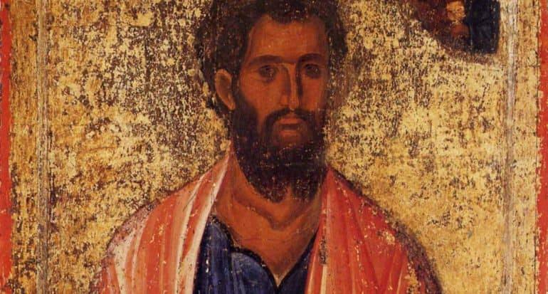 Память апостола Иакова Алфеева чтит Церковь 22 октября