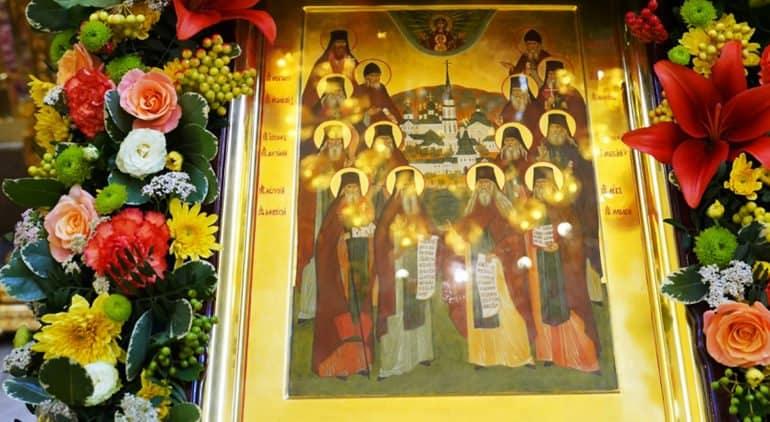 Церковь вспоминает Собор Оптинских старцев