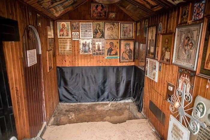 Останки духовника Троице-Сергиевой лавры перенесли в обитель спустя 83 года после его кончины