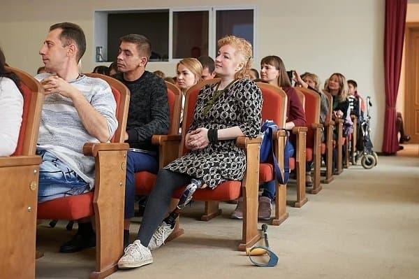 Более 140 инвалидов из 17 регионов узнали, как создать собственный социальный проект