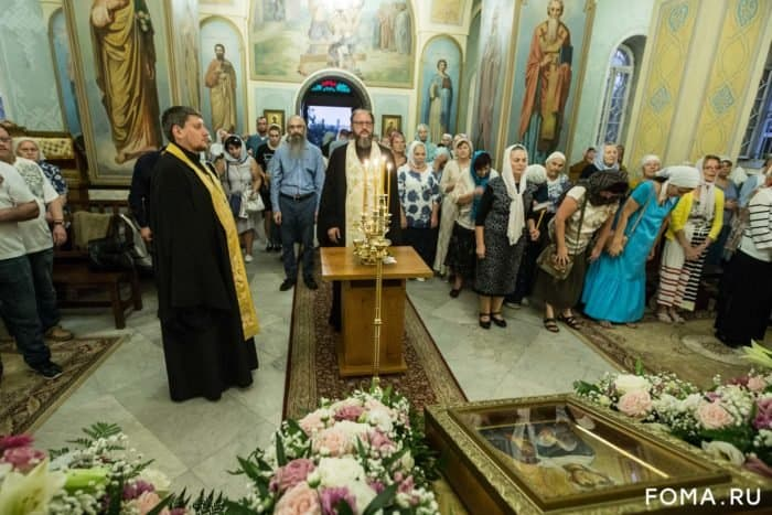 В Яффо начался праздник в память о святой праведной Тавифе на Святой земле