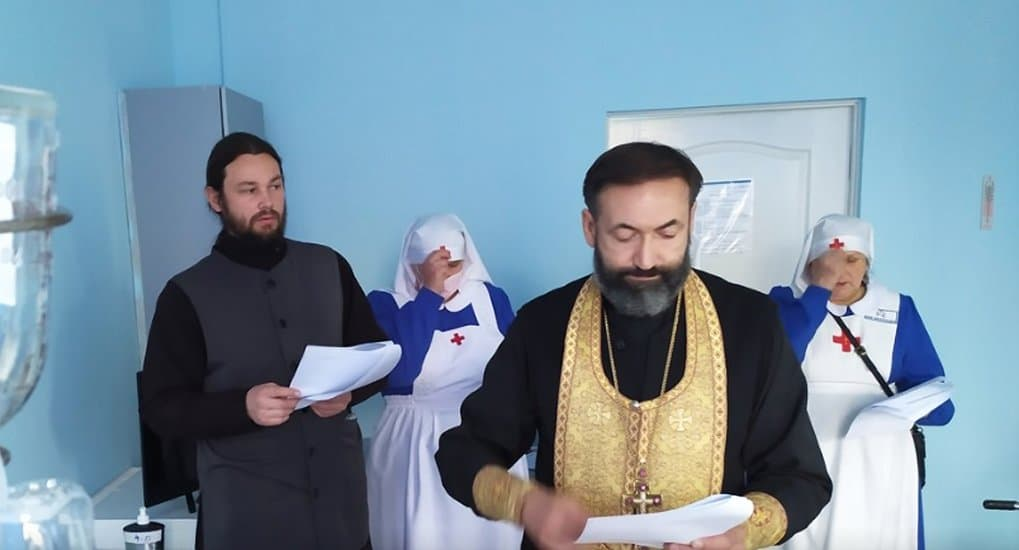 Православные Киргизии начали служение милосердия в больницах