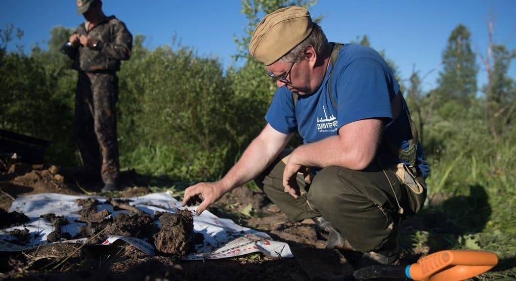 Останки почти 1700 воинов Великой Отечественной нашли поисковики в 2019 году