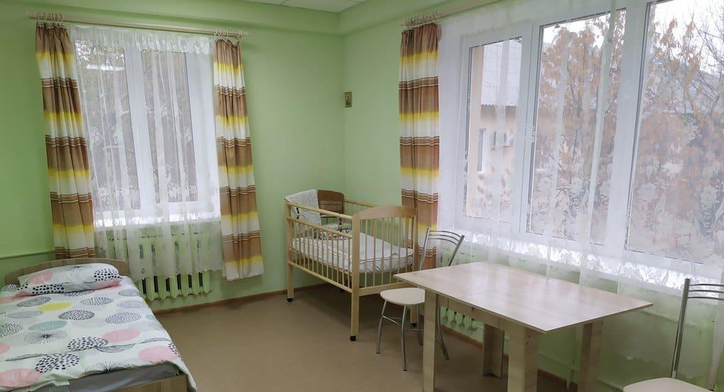 В ноябре Церковь открывает 4 приюта для женщин в кризисной ситуации