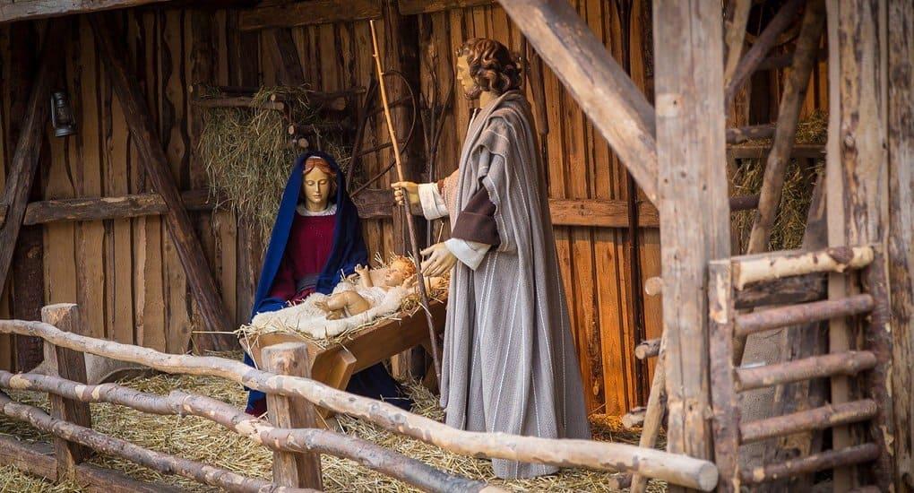 В Вифлеем передадут фрагмент яслей, в которых после рождения пребывал Иисус Христос