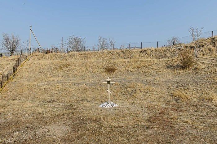 У Чимкента заложили памятник казахстанским новомученикам